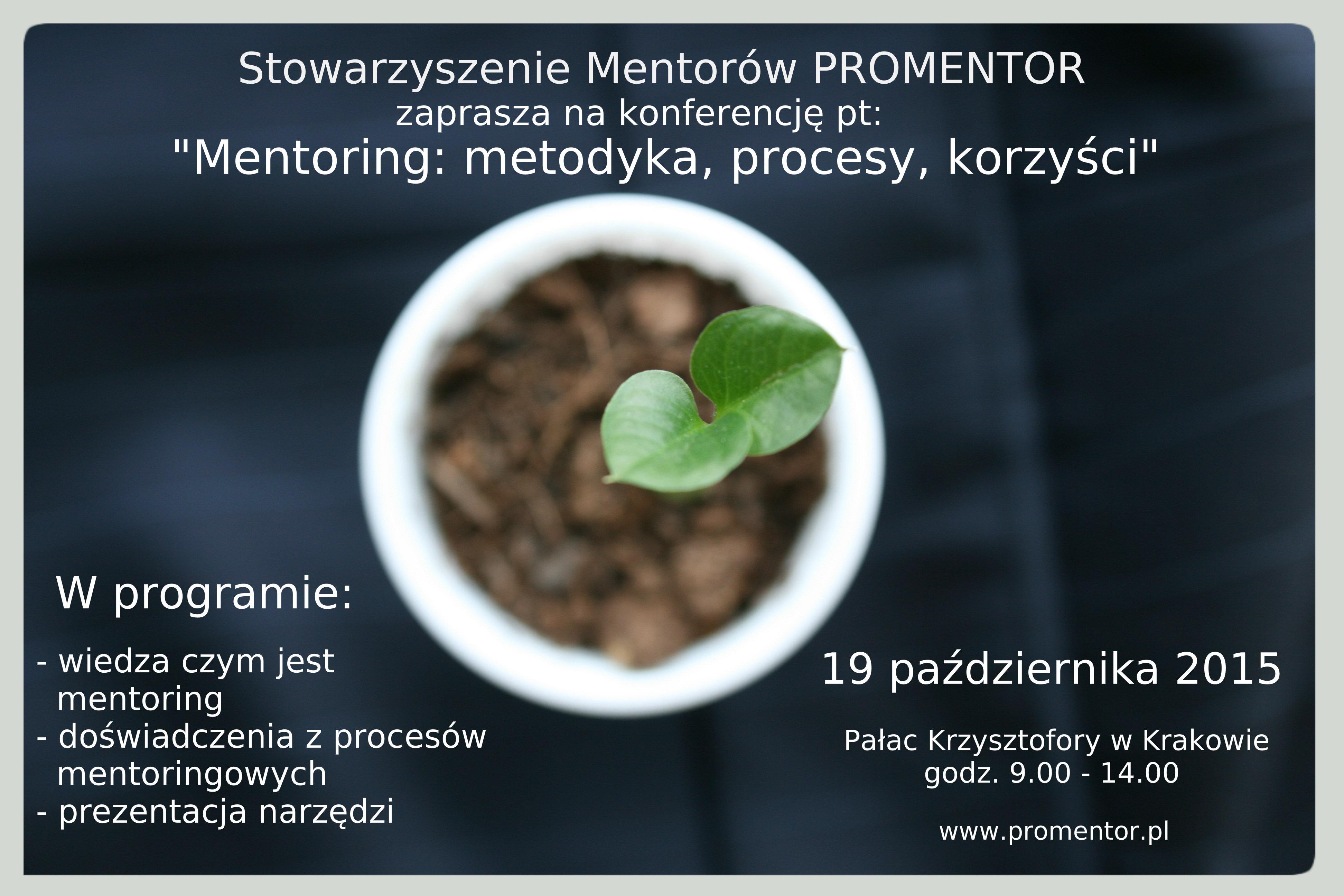 """""""Pokazujemy praktyczne korzyści jakie niesie klientom mentoring""""."""